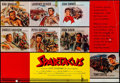 """Movie Posters:Action, Spartacus (Universal International, 1960). Poster (18"""" X 36"""") & Promotional Roadshow Lobby Portrait Posters (2) (22"""" X 28"""").... (Total: 3 Items)"""