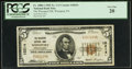 National Bank Notes:Pennsylvania, Weissport, PA - $5 1929 Ty. 1 The Weissport NB Ch. # 10214. ...