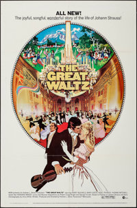 """The Great Waltz & Others Lot (MGM, 1972). One Sheets (2) (27"""" X 41"""") & Partial Three Sheet (41"""" X..."""