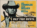 "Movie Posters:Drama, Man in the Shadow & Other Lot (Rank, 1957). British Quads (2) (30"" X 40""). Drama. Alternate Title: Pay the Devil.. ... (Total: 2 Items)"