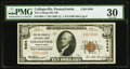 National Bank Notes:Pennsylvania, Collegeville, PA - $10 1929 Ty. 1 The Collegeville NB Ch. # 8404. ...