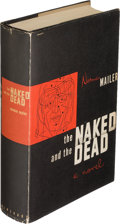 Books:Literature 1900-up, Norman Mailer. The Naked and the Dead. New York: [1948.]First edition....