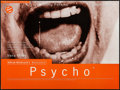 """Movie Posters:Hitchcock, Psycho (Artificial Eye, R-1998). British Quad (30"""" X 40"""") SS 35 MM Style. Hitchcock.. ..."""