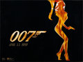 "Movie Posters:James Bond, The World is Not Enough (MGM, 1999). British Quad (30"" X 40"") DSAdvance. James Bond.. ..."