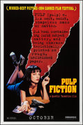 "Movie Posters:Crime, Pulp Fiction (Miramax, 1994). One Sheet (27"" X 41"") SS Advance. Crime.. ..."