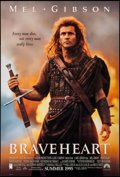 """Movie Posters:Action, Braveheart (Paramount, 1995). One Sheet (27"""" X 40"""") DS Advance.Action.. ..."""