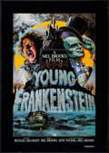 "Movie Posters:Comedy, Young Frankenstein (20th Century Fox, 1974). Special PromotionalPoster (34.25"" X 49""). Comedy.. ..."
