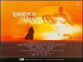 "Movie Posters:Academy Award Winners, Lawrence of Arabia (Park Circus, R-2012). 50th Anniversary British Quad (30"" X 40"") SS. Academy Award Winners.. ..."
