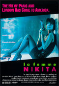 """Movie Posters:Crime, La Femme Nikita & Other Lot (Samuel Goldwyn, 1991). One Sheets(2) (27"""" X 39.75"""") SS. Crime.. ... (Total: 2 Items)"""
