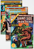 Bronze Age (1970-1979):Horror, Marvel Bronze Age Supernatural Heroes Group of 27 (Marvel, 1970s)Condition: Average VF.... (Total: 27 Comic Books)