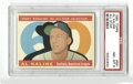 Baseball Cards:Singles (1960-1969), 1960 Topps Al Kaline #561 PSA NM-MT 8. All-Star card of the HOF outfielder offers a nice representation of the '60 Topps se...