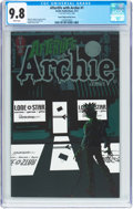 Modern Age (1980-Present):Horror, Afterlife with Archie #1 Comic Shop Variant Cover (Archie, 2013)CGC NM/MT 9.8 White pages....