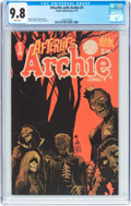 Modern Age (1980-Present):Horror, Afterlife with Archie #5 (Archie, 2014) CGC NM/MT 9.8 Whitepages....