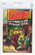 Bronze Age (1970-1979):Horror, Chamber of Darkness #4 (Marvel, 1970) CBCS NM- 9.2 White pages....