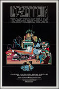 """Movie Posters:Rock and Roll, The Song Remains the Same (Warner Brothers, 1976). One Sheet (27"""" X 41""""). Rock and Roll.. ..."""