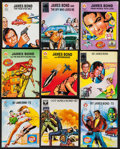 "Movie Posters:James Bond, James Bond Comics Lot (Diamond Comics, Various Years). EnglishLanguage Hindu Comic Books (29) (Multiple Pages, approx. 6"" X...(Total: 29 Items)"