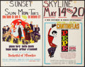 "Movie Posters:Comedy, Pocketful of Miracles & Others Lot (United Artists, 1962). Window Cards (8) (14"" X 22""). Comedy.. ... (Total: 8 Items)"