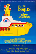 "Movie Posters:Animation, Yellow Submarine (UIP, R-1999). International Style One Sheet (27""X 40"") DS Advance. Animation.. ..."