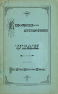Books:Americana & American History, [Ovando James Hollister]. The Resources and Attractions of theTerritory of Utah. Omaha: 1879. First edition.. ...