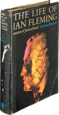 Books:Biography & Memoir, [James Bond] John Pearson. The Life of Ian Fleming. London:[1966]. First edition, uncorrected proof....