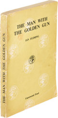 Books:Mystery & Detective Fiction, [James Bond]. Ian Fleming. The Man with the Golden Gun.London: [1965]. First edition, uncorrected proof....