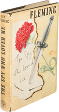 Books:Mystery & Detective Fiction, [James Bond]. Ian Fleming. The Spy Who Loved Me. London: [1962]. First edition....