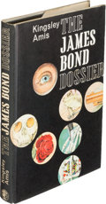 Books:Mystery & Detective Fiction, [James Bond]. Kingsley Amis. The James Bond Dossier. London:[1965]. First edition.. ...