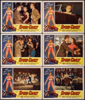 """Movie Posters:Exploitation, Speed Crazy (Allied Artists, 1959). Lobby Cards (6) (11"""" X 14"""").Exploitation.. ... (Total: 6 Items)"""