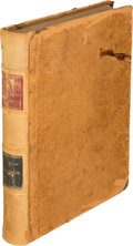 Books:Literature Pre-1900, Mark Twain. The Adventures of Huckleberry Finn. New York: Charles L. Webster and Company, 1885. First American editi...