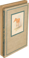 Books:Literature 1900-up, John Steinbeck. The Red Pony. New York: The Viking Press,1945. First illustrated edition, inscribed by John Stein...