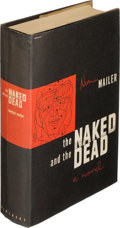 Books:Literature 1900-up, Norman Mailer. The Naked and the Dead. New York: Rinehartand Company, [1948]. First edition, inscribed by the aut...