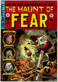 "Original Comic Art:Miscellaneous, Graham Ingles EC Portfolio ""Haunt of Fear"" #24 CoverReproduction Color Guide Original Art (Russ Cochran, 1974)...."