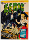 Golden Age (1938-1955):Horror, Eerie #7 (Avon, 1952) Condition: VG-....
