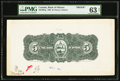 Canadian Currency: , Ottawa, ON- Bank of Ottawa $5 June 1, 1906 Ch. # 565-20-04p Proof.....
