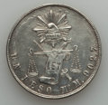 Mexico, Mexico: Republic Peso Pair 1870-1913,... (Total: 2 items)