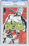 Modern Age (1980-Present):Horror, Walking Dead #1 Wizard World New Orleans Edition (Image, 2015) CGCNM/MT 9.8 White pages....