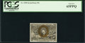 Fractional Currency:Second Issue, Fr. 1290 25¢ Second Issue PCGS Gem New 65PPQ.. ...