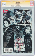 Modern Age (1980-Present):Science Fiction, X-Files #8 Signature Series (IDW Publishing, 1995) CGC NM 9.4 Whitepages....