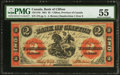 Canadian Currency: , Clifton, PC- Bank of Clifton $2 Sept. 1, 1861 Ch. # 125-12-10. ...