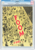 Magazines:Humor, Foom #16 (Marvel, 1976) CGC NM/MT 9.8 White pages....