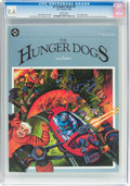 Modern Age (1980-Present):Science Fiction, DC Graphic Novel #4 The Hunger Dogs (DC, 1985) CGC NM 9.4 Whitepages....