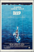 """Movie Posters:Adventure, The Deep & Others Lot (Columbia, 1977). One Sheets (2) (27"""" X41""""), Half Sheet (22"""" X 28""""), Pressbooks (2) Identical (16 Pag...(Total: 8 Items)"""