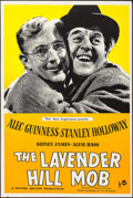 "Movie Posters:Comedy, The Lavender Hill Mob (Rank, R-1960s). British One Sheet (26.75"" X 40""). Comedy.. ..."