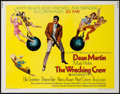"""Movie Posters:Action, The Wrecking Crew (Columbia, 1969). Half Sheet (22"""" X 28"""").Action.. ..."""