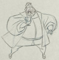 Animation Art:Production Drawing, Sleeping Beauty King Stefan and King Hubert AnimationDrawing Group of 2 (Walt Disney, 1959).... (Total: 2 Original Art)