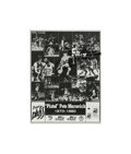 """Basketball Collectibles:Others, 1980 """"Pistol Pete"""" Maravich Signed Poster. Knowledgeable basketball collectors understand that Maravich signatures are typi..."""