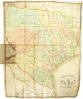 Books:Non-fiction, Francis Moore, Jr.: Map and Description of Texas,... (Total: 2 Items)