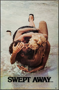 Swept Away... by an Unusual Destiny in the Blue Sea of August & Others Lot (Cinema 5, 1975). One Sheets (9) (27&...