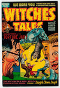 Golden Age (1938-1955):Horror, Witches Tales #13 File Copy (Harvey, 1952) Condition: FN/VF....