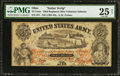 Obsoletes By State:Ohio, 23rd Regt. O.V.I., OH- G.W. Forbes, Sutler 25¢ ND Keller OH-SC025....